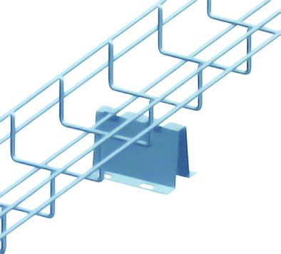 Chân chống sàn máng cáp dạng lưới - Wire mesh tray