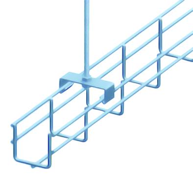 Kẹp treo máng cáp dạng lưới ML50 - Wire mesh cable tray