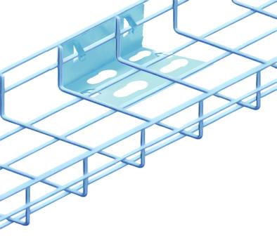 Miếng lắp đặt ống luồn dây điện - Wire mesh tray