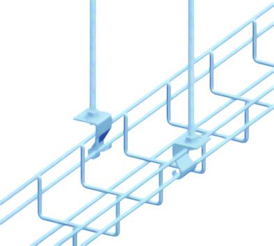Móc treo máng cáp dạng lưới - hanging hooks