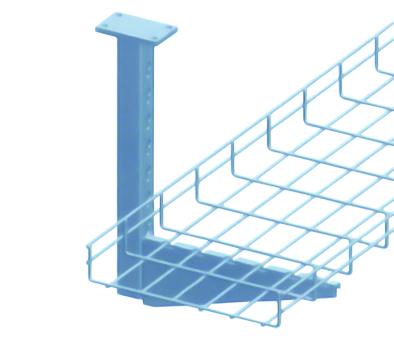 Tay đỡ máng cáp dạng lưới - Wire mesh tray