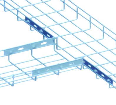 Thanh gia cố góc (conner strenght bar) - Wire mesh cable tray fittings