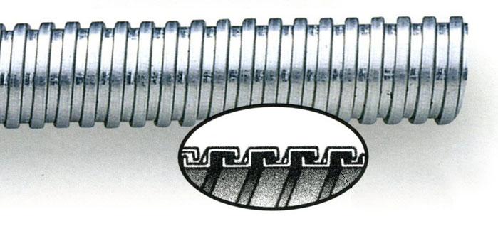 cấu tạo ống ruột gà lõi thép CVL