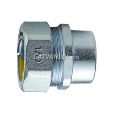 Đầu nối ống ruột gà và ống thép luồn dây điện ren IMC/RSC