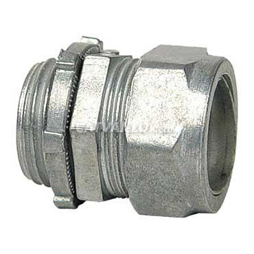 Đầu nối ống thép luồn dây điện trơn EMT và hộp điện (Antimon) - ADNEQ(Z)