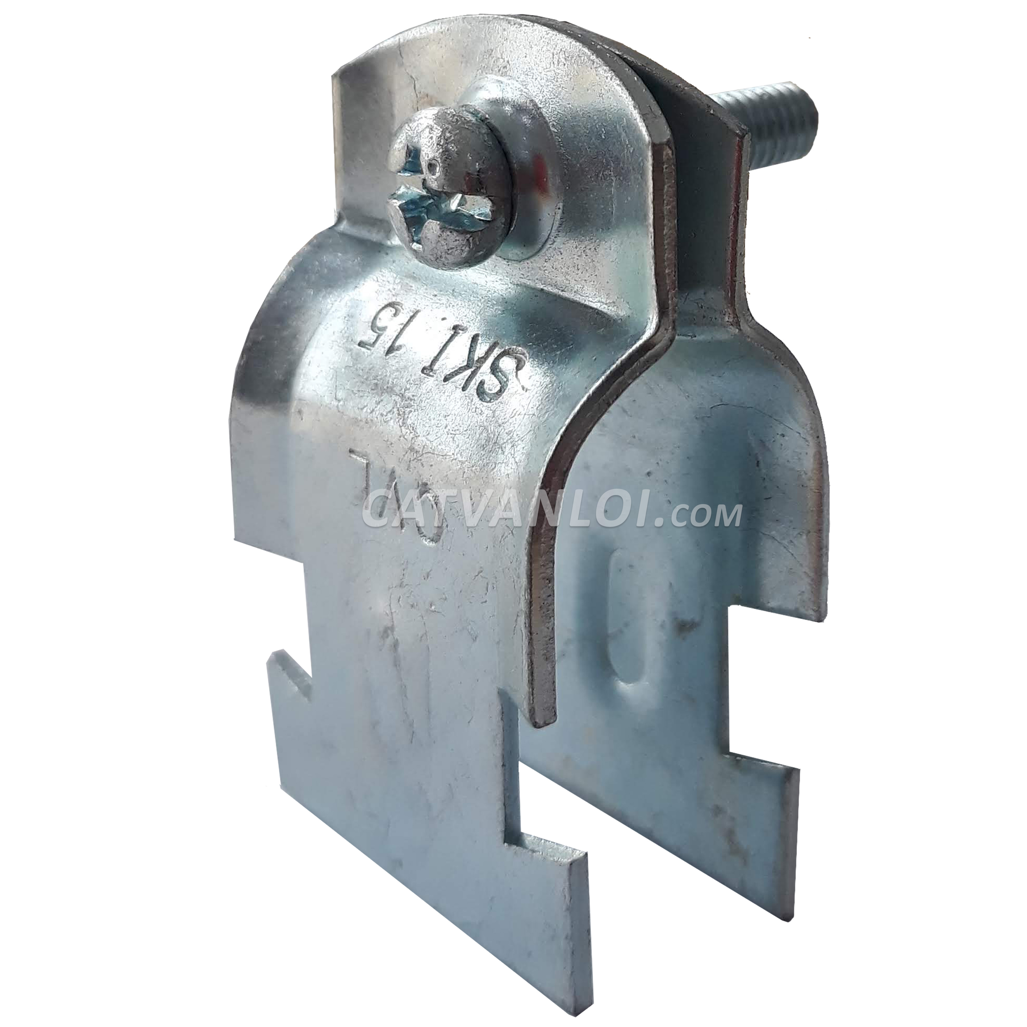 Kẹp treo ống thép luồn dây điện SKI dùng cho thanh chống đa năng