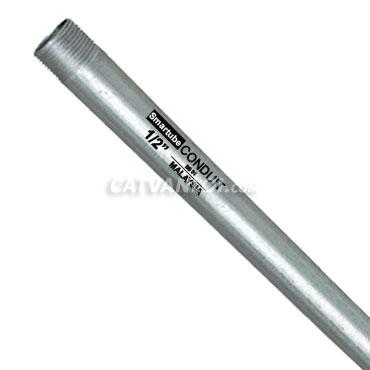 Ống thép luồn dây điện loại ren BS31 - Smartube