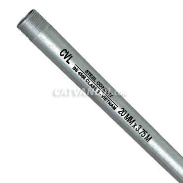 Ống thép luồn dây điện ren BS 4568 Class 3 CVL - Chứng nhận Hợp Chuẩn  BS4568