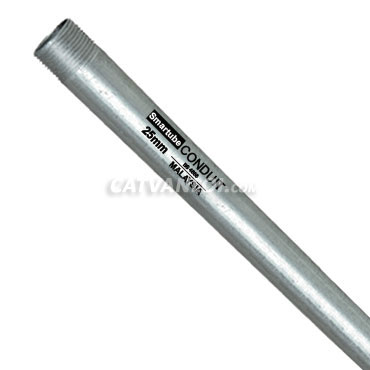 Ống thép luồn dây điện loại ren BS 4568 - Smartube