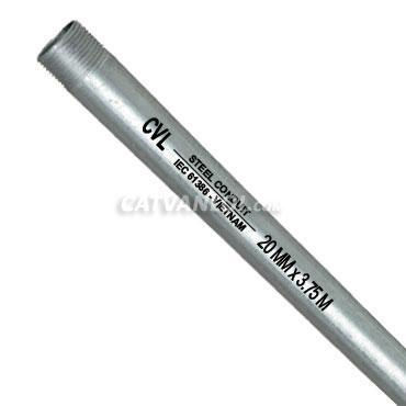 Ống thép luồn dây điện loại ren IEC 61386 - CVL