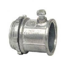 Đầu nối ống thép luồn dây điện trơn EMT và hộp điện (Antimon) - ADNE