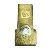 Kẹp giữ cáp đồng ngã 3 cho hệ thống chống sét