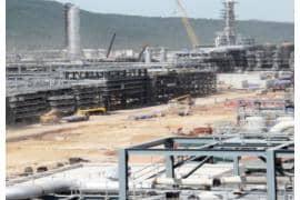 Khu phức hợp hoá dầu Hyosung - Vũng Tàu