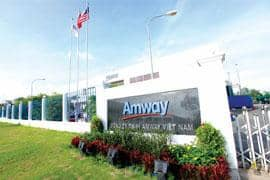 Nhà máy thực phẩm Amway - Bình Dương