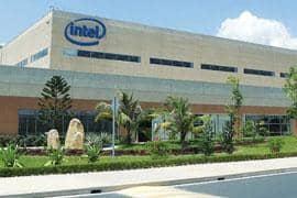 Nhà máy sản xuất chip điện tử Intel - HCM