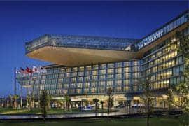 Khách sạn JW - Marriot