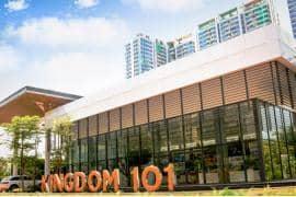 Dự án căn hộ Kingdom 101 - Hồ Chí Minh