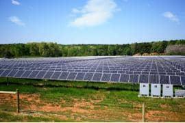 Nhà máy điện mặt trời Mỹ Sơn - Ninh Thuận
