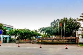 Nhà máy Hyosung - Đồng Nai