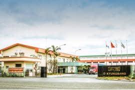 Nhà máy Kyungbang - Bình Dương