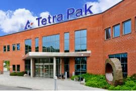 Nhà máy Tetra Park - Bình Dương