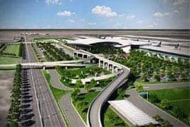 Sân bay Quốc Tế Nội Bài - TERMINAL 2