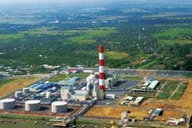 Nhà máy điện Ô Môn - Cần Thơ