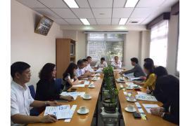Cát Vạn Lợi được JICA và JERI Nhật Bản hỗ trợ phát triển công nghiệp cơ khí phụ trợ (ống thép luồn dây điện & phụ kiện tại Việt Nam)