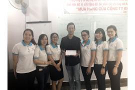 Cuộc thi ''Kỹ năng giải quyết vấn đề'' cho khối văn phòng tại công ty Thiết Bị Điện Cát Vạn Lợi