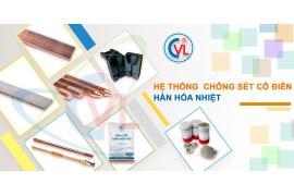 Hệ thống chống sét và kim thu sét Cát Vạn Lợi đạt chuẩn quốc tế IEC 62561