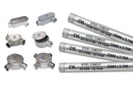 Báo Thanh Niên - Cát Vạn Lợi cung cấp ống thép luồn dây điện đạt tiêu chuẩn Nhật Bản cho Tập đoàn Toshiba