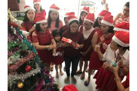 Xây dựng tinh thần CVL Team building qua buổi tiệc Noel 2017 của gia đình CÁT VẠN LỢI