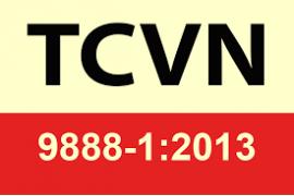 TCVN 9888-1:2013 - Bảo vệ chống sét - Phần 1: Nguyên tắc chung
