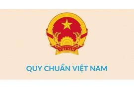 QCVN 03: 2012/BXD - Quy Chuẩn Kỹ Thuật Quốc Gia  Nguyên Tắc Phân Cấp Công Trình Dân Dụng, Công Nghiệp & Hạ Tầng kỹ Thuật Đô Thị