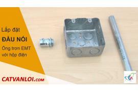 Hướng dẫn lắp đặt hộp đầu nối ADNE trong hệ thống cơ điện
