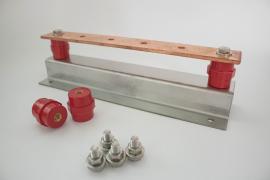 Review các loại Điểm kết nối bằng đồng (Earth Bar) đạt chuẩn IEC 62561/TCVN 9385