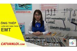 Hướng dẫn sử dụng, thi công lắp đặt Ống thép luồn dây điện EMT